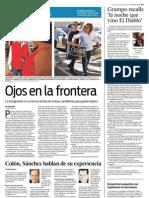 La Voz- Ojos en La Frontera