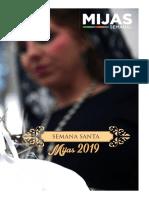 Mijas Semanal Especial Semana Santa 2019