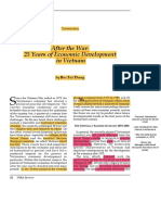 After the War- 25 Years of Economic Development in Vietnam.pdf