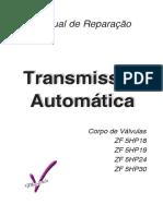 Corpo de Válvulas - Manual.pdf