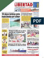 Primera página - Abril 17 de 2019