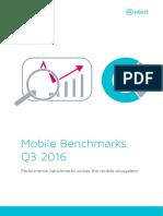 Mobile Benchmarks Q3 2016 Final Version