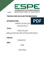Informe Elec