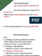 Lectures 2 Design Process