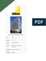 About Nikon