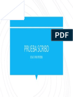 Prueba Scribd Power Point