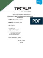Informe N° 1. Taller de Sistemas electromecánicos C9-3°-G1-A
