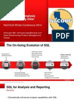 NoCOUG 201402 Hermann Baer SQL Pattern Matching