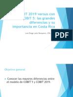 COBIT 5 Versus COBIT 2019 Mayores Diferencias 6 2 19.Cleaned