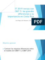 COBIT 5 Versus COBIT 2019 Mayores Diferencias 6 2 19.Cleaned