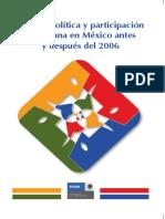 Cultura política y participación en México.pdf