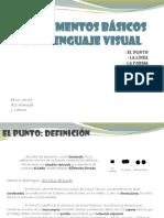Elementos Linguaxe Visual