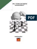 Projeto Clube de Xadrez