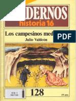 Cuadernos De Historia 16 128 Los Campesinos Medievales Valdeon Julio (1).pdf