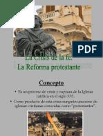 9. Reforma Protestante