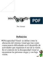 IMPRIMIR DISCAPACIDAD VISUAL.ppt