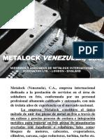 Presentación METALOCK