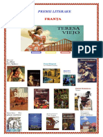 Pentru Tine-Premii Literare Din FRANȚA