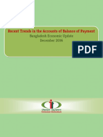 Balance of Payments Slide