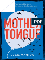 Mother Tongue by Julie Mayhew Chapter Sampler