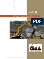 Proposal tambang pasir untuk Bappeda.docx