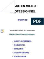 Presentation Rapport de Stage