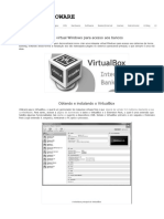 Virtualbox Tutorial