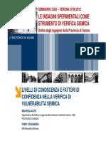 ACITO - fattori di confidenza e livelli di conoscenza NELLA VALUTAZIONE DELLA VULNERABILITà SISMICA.pdf