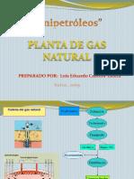 Presentación Planta de Gas 60 Mmpcspd