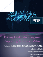 Pricing Understanding and Capturing Customer Value 2