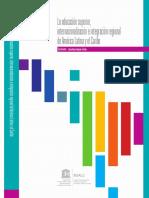 La educación superior, internacionalización e integración regional de América Latina y el Caribe.pdf