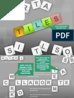 Word Scramble Tiles 22042 Sample Presentation