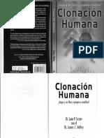 clonacion humana
