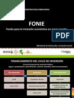 PDF FONIE Fondo Para La Inclusion Economica en Zonas Rurales
