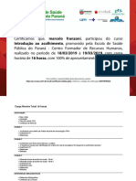 Certificado Marcelo II