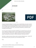 Desenho Urbano _ Arquitetos Da FELICIDADE