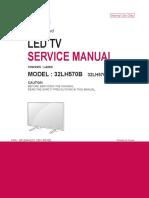 LED LG 32LH570B Chasis LA66K-1.pdf