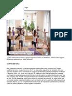 Como Poner Un Centro de Yoga - Guía de Negocio