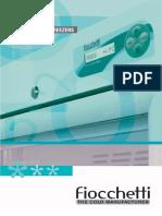 Fiocchetti Mnl013 Inglese Ectf-control-dmlp Monitor 07-09