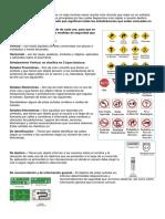 Señales de Transito Los Signos de Puntuasion y Simbolos