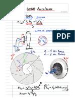 Diseño de bombas centrifugas