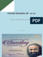 Sri Sri Vigyan Bhairav