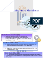 Administrative Machinery - Handout.ppt