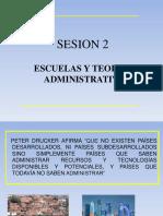 UNIDAD 1. 1 Teorias Administrativas