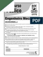 Engenheiro Mecanico Ufpe 2013