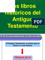 Libros Históricos AT