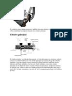 Componentes Del Sistema Freno Por Partes