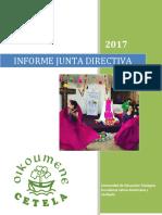 Informe CETELA 2017