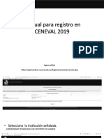 Manual Ceneval 2019
