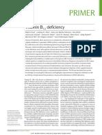 Vitamin B12 deficiency (Green, 2017).pdf